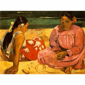 D-Toys 1000 - Impressionism - Gauguin : Tahitian Women on the Beach