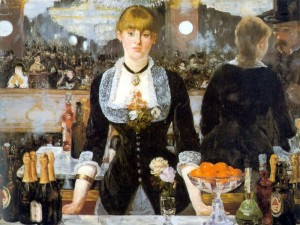 D-Toys 1000 - Impressionism - Manet : Bar at the Folies-Bergeres