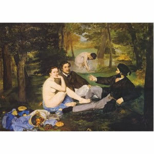 D-Toys 1000 - Impressionism - Manet : Breakfast on the Grass