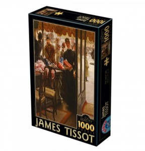D-Toys 1000 - James Tissot - The Shop Girl