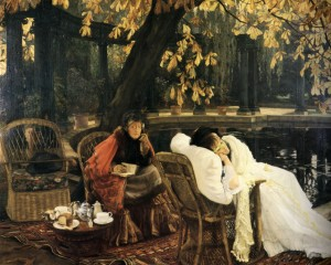 D-Toys 1000 - James Tissot: A Convalescent