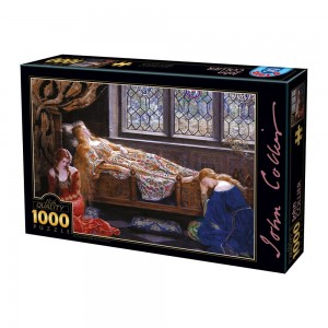 D-Toys 1000 - John Collier - The Sleeping Beauty