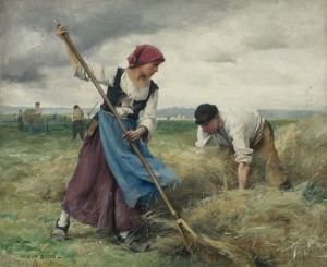 D-Toys 1000 - Julien Dupré: The Harvesting of the Hay