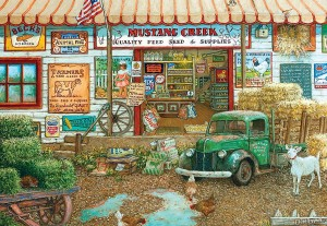 Master Pieces 2000 - Farm Fleet Store by Janet Kruskamp