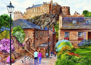 Gibsons 1000 - Edinburgh - The Vennel