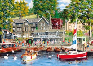 Gibsons 1000 - Summer in Ambleside