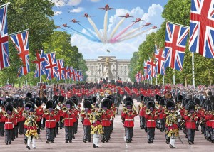 Gibsons 1000 - Trooping The Colour