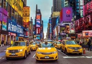 Jumbo 3000 - New York Taxis