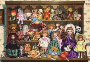 Anatolian 500 - Grandmother's Dolls