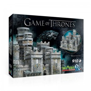 Wrebbit 3D 910 - Game of Thrones - Winterfell