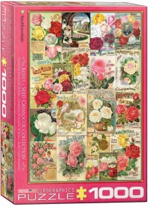 Eurographics 1000 - Roses Seed Catalogue