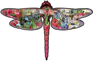SunsOut 1000 - David Penfound - Dragon Fly