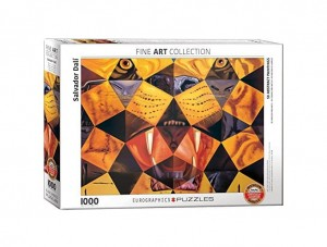 Eurographics 1000 - Salvador Dali - Fifty Abstract Paintings