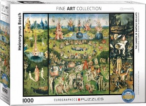 Eurographics 1000 - Heironymus Bosch - The Garden of Earthly Delights