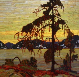 Grafika 1500 - Tom Thomson : The Jack Pine, 1916