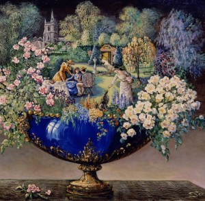 Grafika 1500 - Josephine Wall - Afternoon Tea