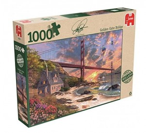 Jumbo 1000 - Golden Gate Bridge