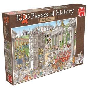 Jumbo 1000 - Rob Derks - Pieces of History - The Romans
