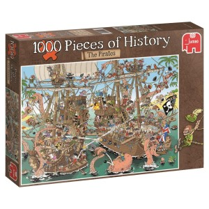 Jumbo 1000 - Pieces of History - The Pirates