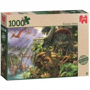 Jumbo 1000 - Dinosaur Valley