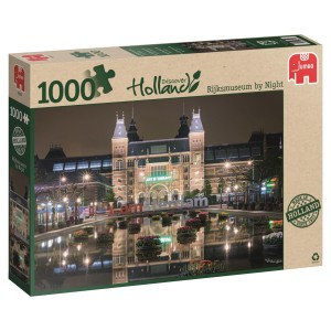 Jumbo 1000 - Rijksmuseum by Night