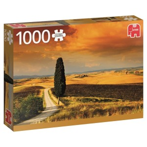 Jumbo 1000 - Sunset in Tuscany