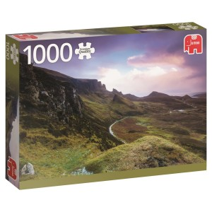 Jumbo 1000 - Trotternish Ridge, Scotland