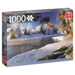 Jumbo 1000 - The River Dal, Sweden