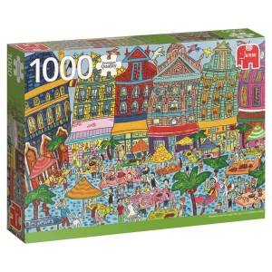 Jumbo 1000 - Grand Place, Brüssel