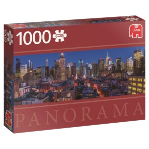 Jumbo 1000 - New York Skyline