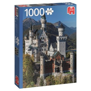 Jumbo 1000 - Neuschwanstein, Germany