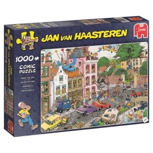 Jumbo 1000 - Jan van Haasteren - Friday the 13th