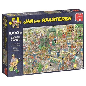 Jumbo 1000 - Jan van Haasteren - The Garden Centre
