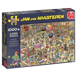 Jumbo 1000 - Jan van Haasteren - The Toy Shop