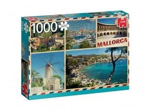Jumbo 1000 - Greetings from Mallorca