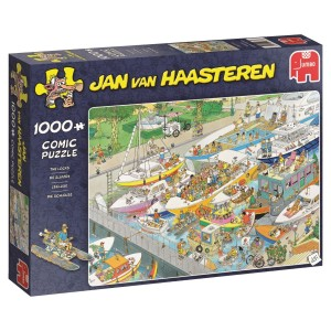 Jumbo 1000 - Jan van Haasteren - The Locks
