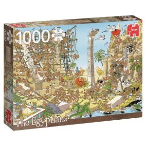 Jumbo 1000 - Pieces of History - The Egyptians