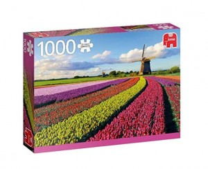 Jumbo 1000 - Field of Tulips