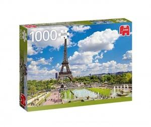 Jumbo 1000 - Eiffel Tower in Summer