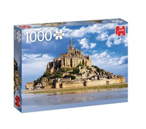 Jumbo 1000 - Mont Saint-Michel, France