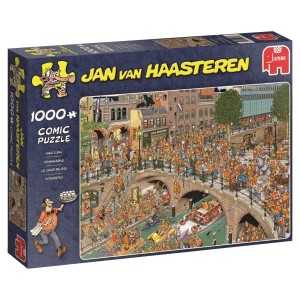 Jumbo 1000 - Jan van Haasteren - King's Day