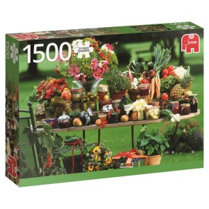 Jumbo 1500 - Fruit and Vegetables
