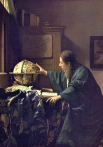 Grafika 1000 - Vermeer Johannes: The Astronomer, 1668