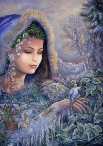 Grafika 1000 - Josephine Wall - Spirit of Winter
