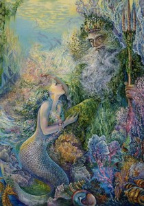 Grafika 1000 - Josephine Wall - My Saviour of the Seas