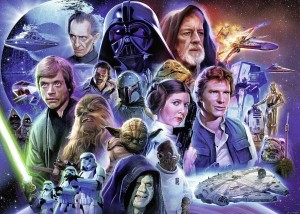 Ravensburger 1000 - Star Wars: Limited Edition 6