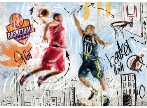Art Puzzle 1000 - Streetball