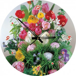 Art Puzzle 570 - Puzzle Clock - You Know I Love You