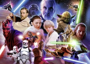 Ravensburger 1000 - Star Wars: Limited Edition 1