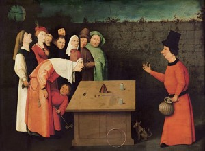 Grafika 2000 - Bosch: The Conjurer, 1502